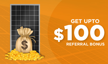 Refer Solar System to your family and Get Rewarded