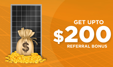 Refer Solar System to your group and Get Rewarded