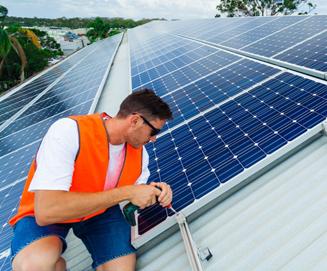 Solar Panel Installing Expert